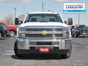 2015 Chevrolet Silverado 1LT 2500 Crew C LT