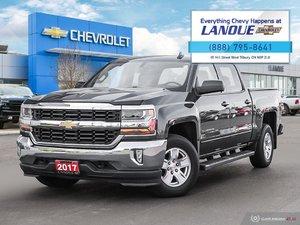 2017 Chevrolet Silverado Crew 1500 4WD LT