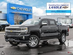 2016 Chevrolet SILVERADO HIGH COUNTRY 4W High Country