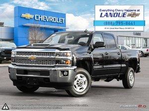 2019 Chevrolet SILVERADO LT 2500 CREW CA LT