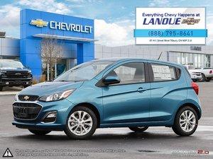 2019 Chevrolet Spark 1LT 5-DOOR CVT LT