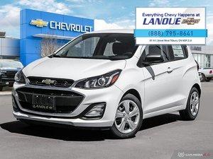 2019 Chevrolet Spark LS 5-DOOR CVT LS