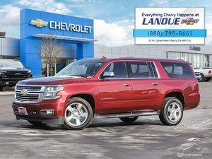 2017 Chevrolet Suburban Premier 4WD Premier