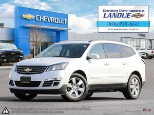 2017 Chevrolet Traverse AWD Premier