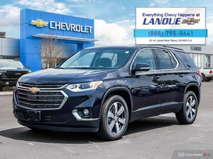 2020 Chevrolet Traverse LT True North AWD LT True North