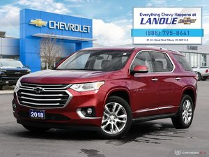 2018 Chevrolet Traverse Premium AWD High Country