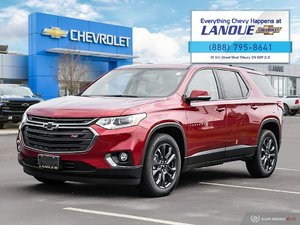 2019 Chevrolet Traverse RS AWD