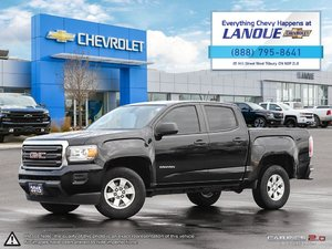 2015 GMC Canyon Base 2WD