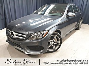2015 Mercedes-Benz C300 4MATIC Sedan