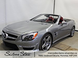 2015 Mercedes-Benz SL63 AMG Roadster
