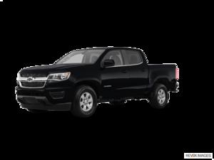 2019 Chevrolet Colorado WT 2WD Crew Cab LWB 2WD Work Truck