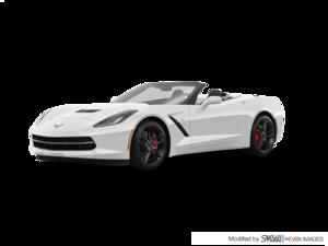 2019 Chevrolet Corvette Stingray Convertib 1LT
