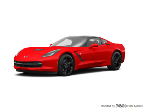 2019 Chevrolet Corvette Stingray Z51 Coupe Z51 2LT