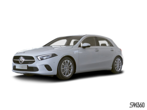 2019 Mercedes-Benz A250 4MATIC Hatch