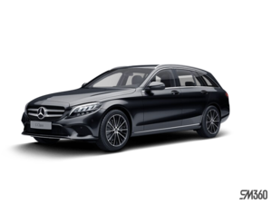 2019 Mercedes-Benz C300 4MATIC Wagon