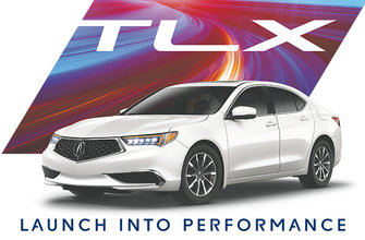 2019 TLX Promotion
