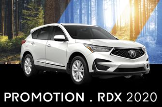 Promotion RDX A-SPEC 2020