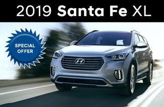 2019 Santa Fe XL Essential FWD