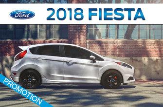 2018 Fiesta