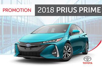 2018 Prius Prime Technology