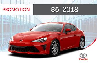 Toyota<br>86 2018