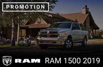 RAM 1500 CLASSIC 2019
