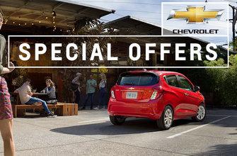 Chevrolet Promotions