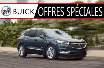 Promotions Buick