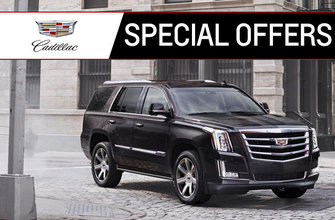 Cadillac promotions