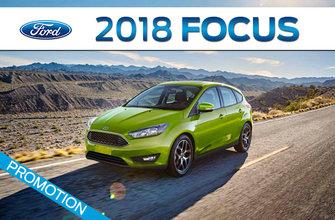 Ford 2018 Focus