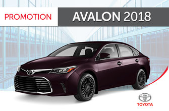 Toyota Avalon Touring 6A 2018