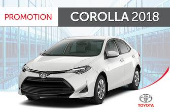 Toyota<br>Corolla 2018