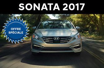 Sonata 2017 Ultimate 2.0T