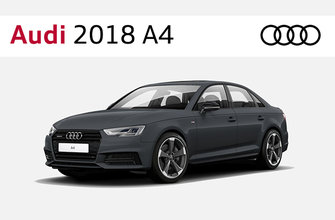 2018 A4 Sedan