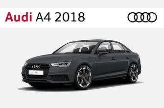 A4 Berline 2018