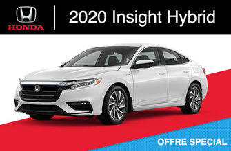 Honda Insight hybride 2020