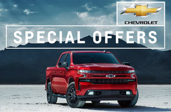 Chevrolet Promotions  VUS and Truck