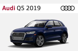 Audi Q5 et SQ5 2019