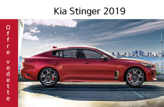 Stinger Gt limitée 2019