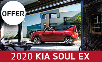 2020 Soul EX