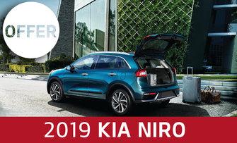 2019 Niro eco hybrid L