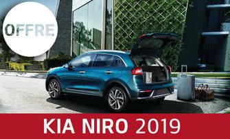 Niro 2019 éco hybride L