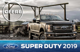 Ford Super Duty 2019