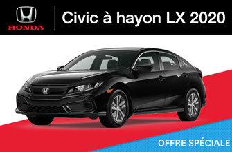 Honda Civic à Hayon LX manuel 2020