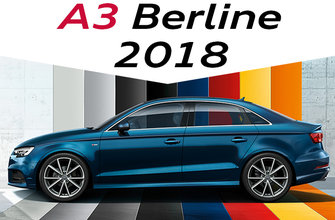 A3 Berline 2018