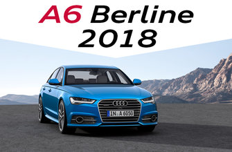 A6 Berline 2018