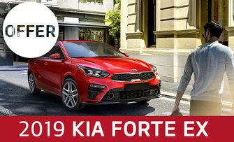 2019 Forte EX