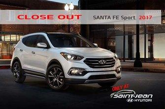 CLOSE OUT - Santa Fe Sport 2017