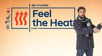 Feel the Heat Event