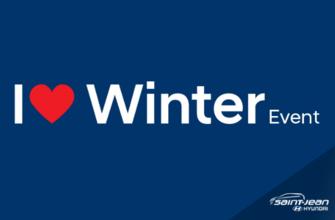 I Love Winter Event
